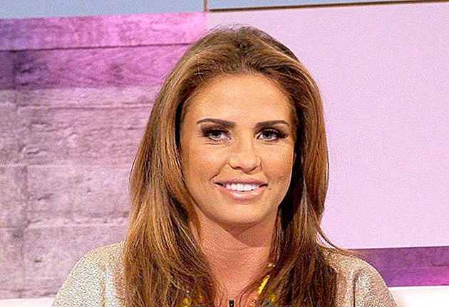 Katie Price Shares Ett Foto Som Hennes Baby Dotter Gets Discharged From Hospital