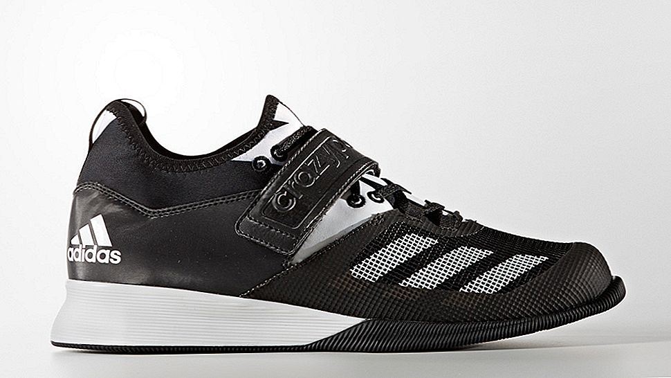 Træd mod en PB med Adidas Crazy Power Weightlifting Shoes