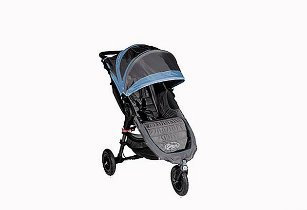 Babyjogger City Mini GT Pushchair Review