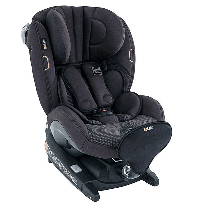 BeSafe Combi X4 Car Seat Review