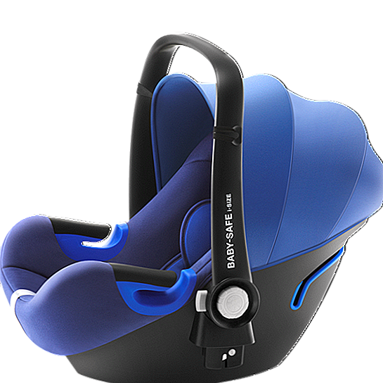 Britax Römer BABY-SAFE I-SIZE Review