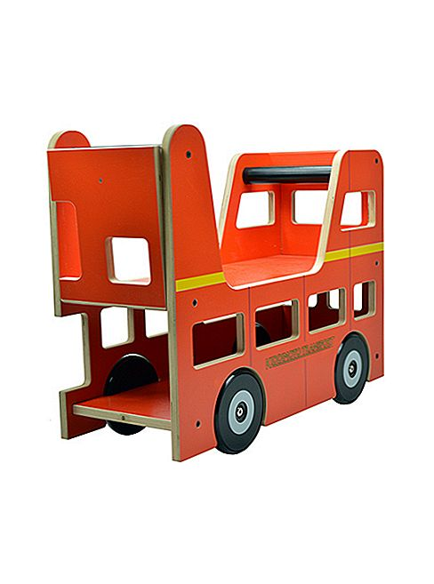 Kiddimoto Ltd London Bus Review