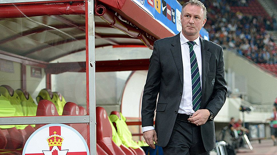 Northern Ireland Manager Michael O'Neill På Motivation