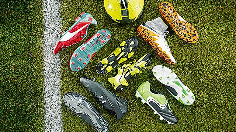Top 5 Football Boots ปี 2015